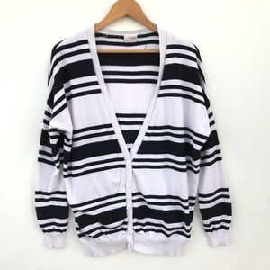 UO Coincidence & Chance M Striped sweater